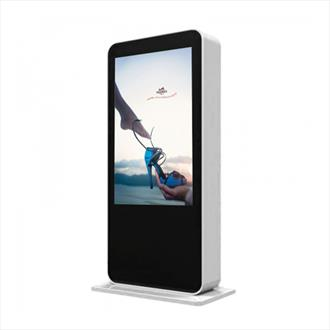 "22"" - 84"" Outdoor Freestanding Display"