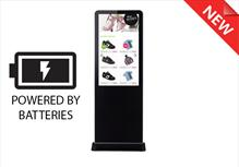 New - Battery Operated Digital Signage Solutions
