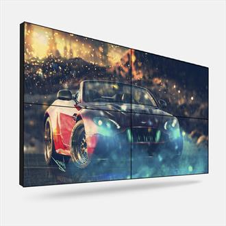 Video Wall Narrow Bezel