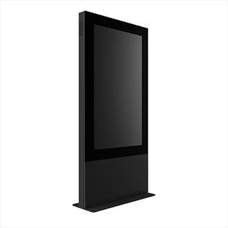 "22"" - 84"" Outdoor Slim Line Freestanding Display"