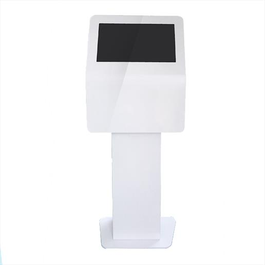 high angled interactive kiosk, interactive advertising, interactive advertising kiosk,digital screen