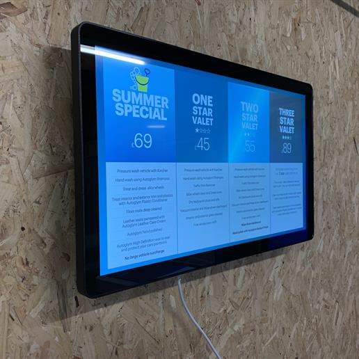 event hire, screen hire , digital signage hire