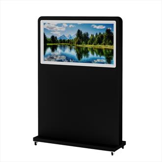 Landscape Freestanding Digital Display