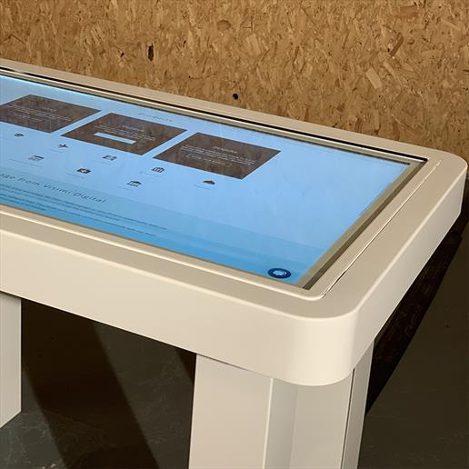 Interactive Touch Table, touch coffee table, touch screen