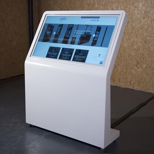 event hire, screen hire , digital signage hire, freestanding touch screen, digital totem