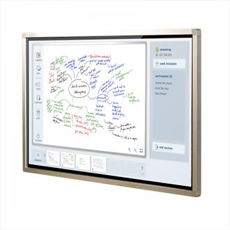 "43"" & 49"" Wall Mounted Interactive Whiteboard - Hire"