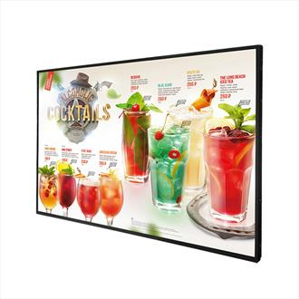 "43"" Digital Menu Board"